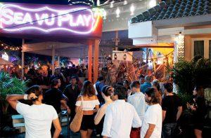 sea vu play - best bars bali