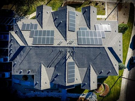 Invest in solar houses