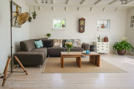 Neutral colours for home interior