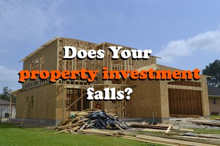 Anticipate the property investment falls