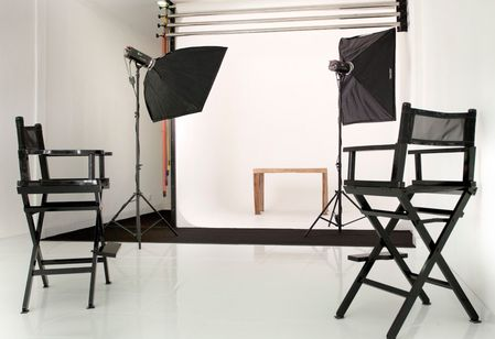 The studio Bali Seminyak for your photography project sessions