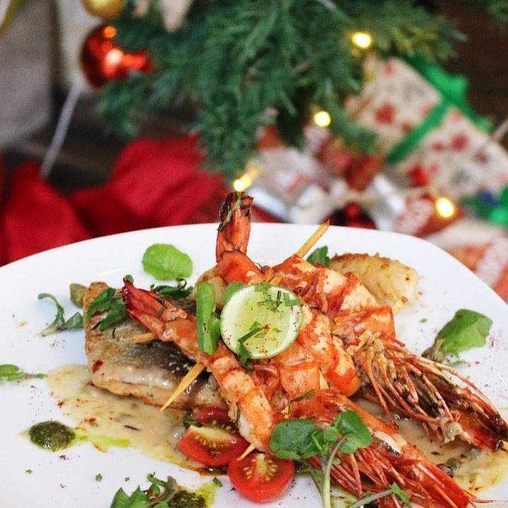 Seafood Bali