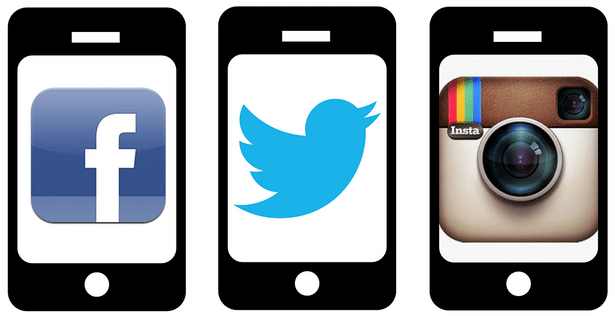 Social media contents to market your business