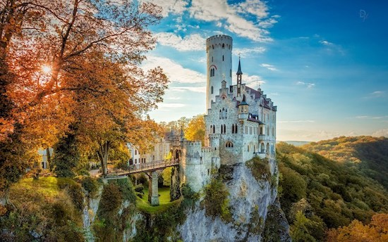 lichtenstein castle travel germany