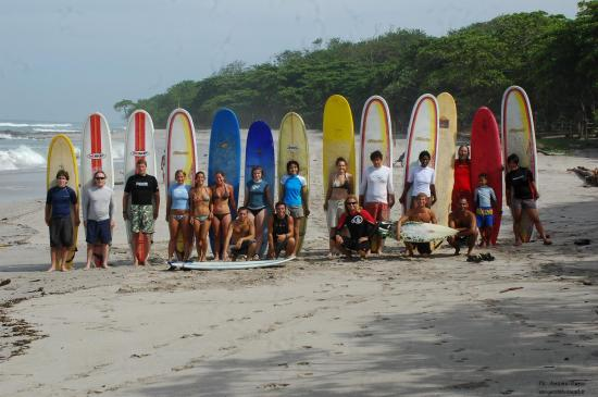Three Benefits from a Surf Camp