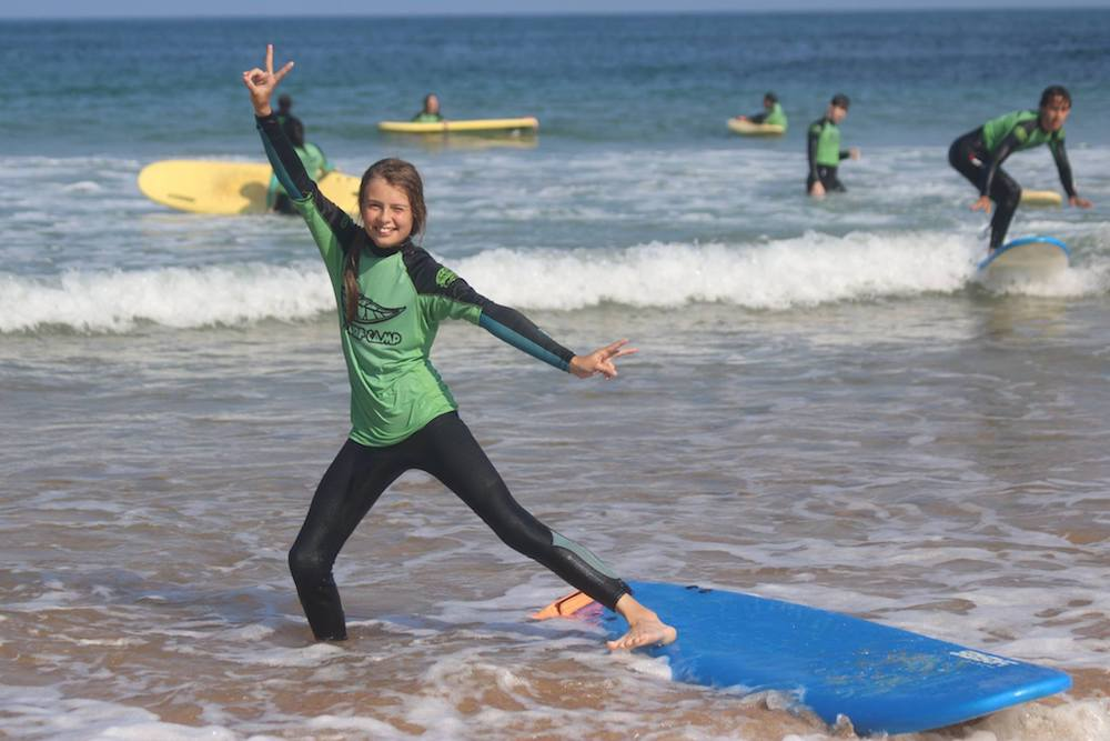 What Should You Know Before Enrolling Kids to Surf Camp