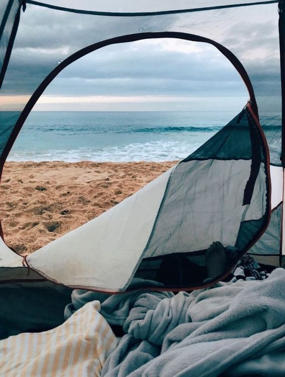 Planning Surf Holidays? Think About Surf Sites Camping!