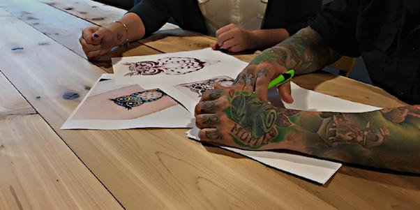canggu tattoo