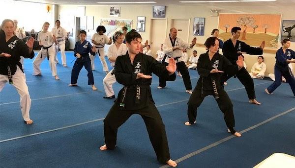 d'arts martiaux