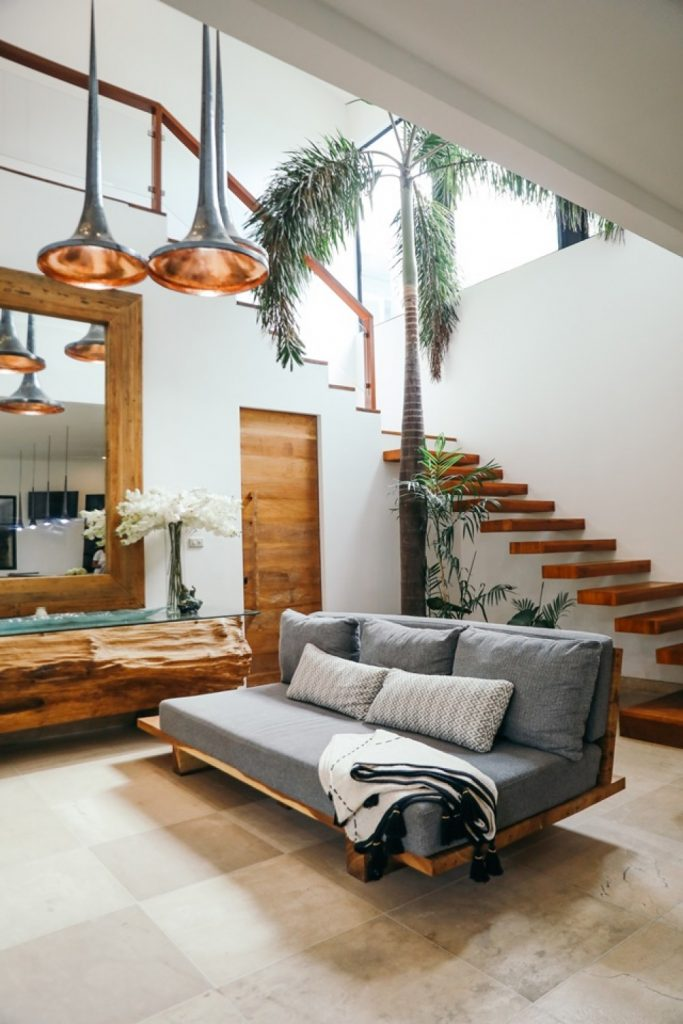 Elite Property Bali Living Room