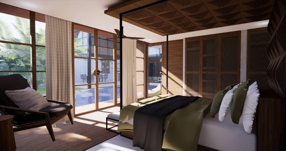 Luxury Bali Villas for Sale Bedroom