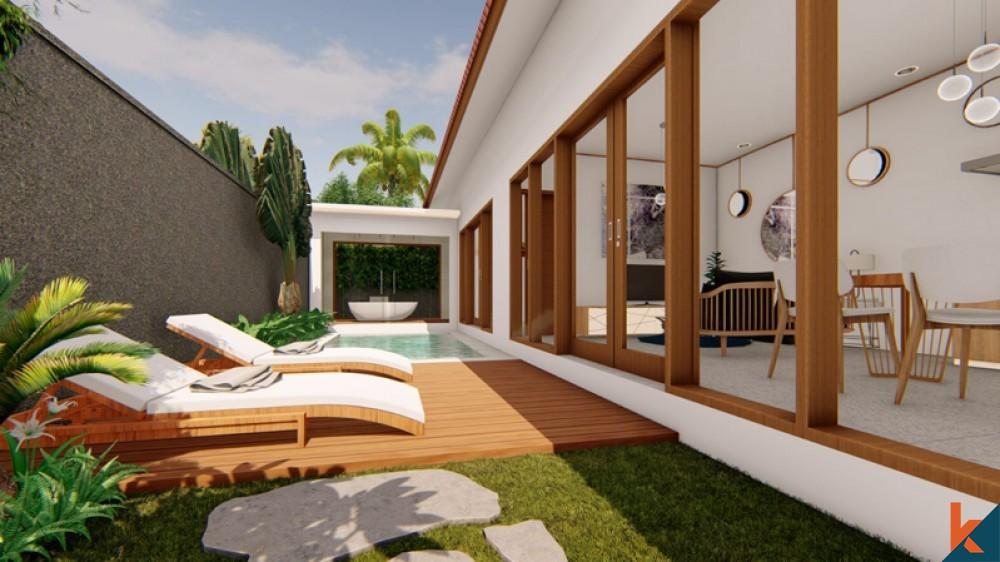 Canggu villas