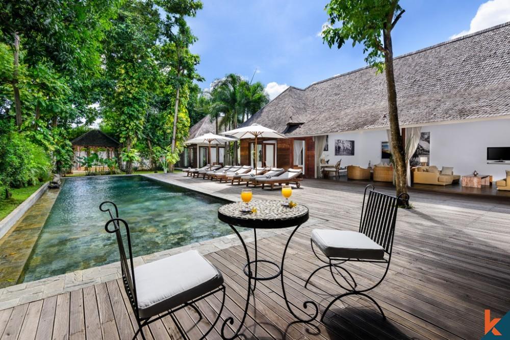 location villa Bali