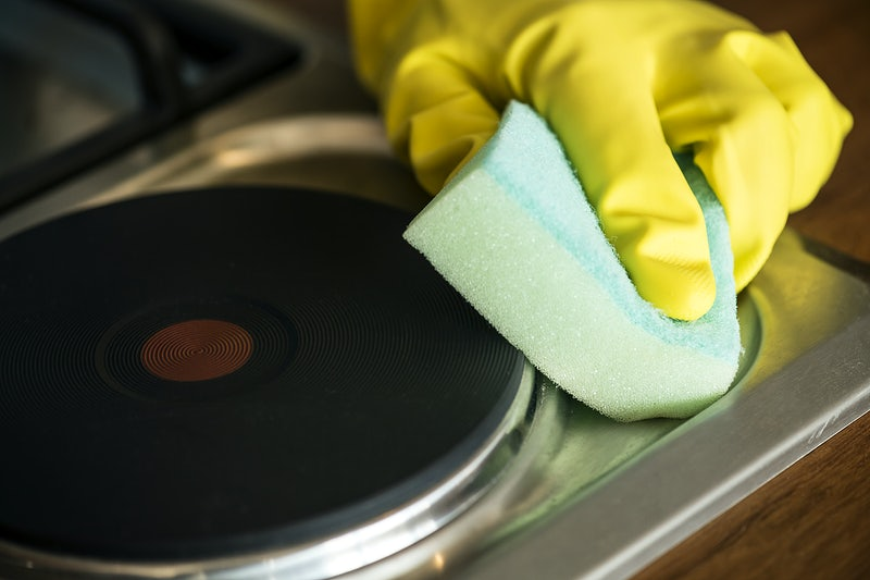 Inquire about cleaning procedures