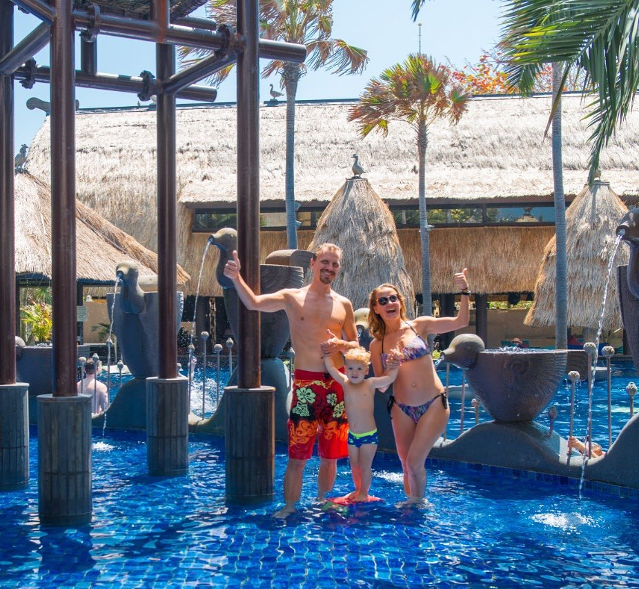 How to Keep Kids from Being Cranky in Bali Family Resort