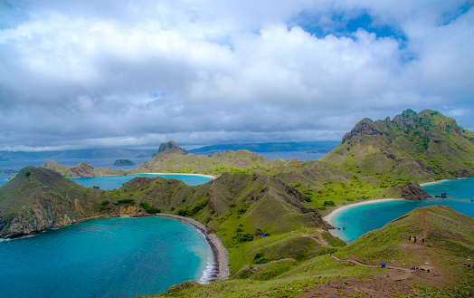 Padar Island, The Best View And Sunset in Komodo National Park